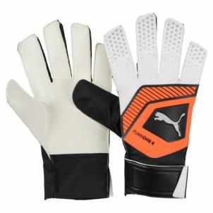 Vartininko pirštinės Puma One Grip 4 Puma White-Shoc 041476 01 Goalie gloves