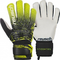 Vartininko pirštinės Reusch Fit Control SD Open Cuff Junior 3972515 704 Goalie gloves