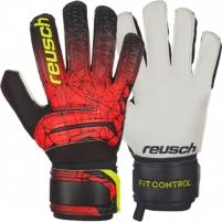Vartininko pirštinės Reusch Fit Control SD Open Cuff Junior 3972515 705 Goalie gloves