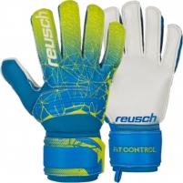 Vartininko pirštinės Reusch Fit Control SD Open Cuff Junior 3972515 888 Goalie gloves