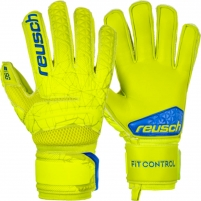 Vartininko pirštinės Reusch Fit Control SG Extra Finger Support 3970830 583