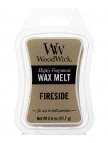 Vaškas WoodWick Fireside Scented Candle 22,7g Kvapai namams