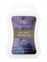 Vaškas WoodWick Sea Salt Magnolia Scented Candle 22,7g Kvapai namams