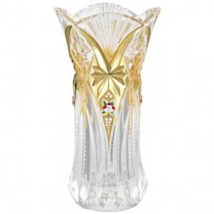 Vaza stikl. 30cm 1006AU