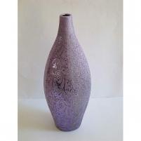 Vaza stikl. 40cm FR-057 Vases, fruit