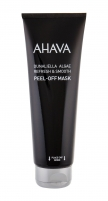 Veido mask AHAVA Dunaliella Refresh & Smooth Face Mask 125ml Masks and serum for the face