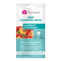 Veido kaukė Dermacol Deep Cleansing Mask Cosmetic 15ml
