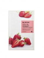 Veido kaukė Mizon Joyful Time (Essence Mask Strawberry) 23 g