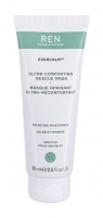 Veido kaukė REN Clean Skincare Evercalm Ultra Comforting Rescue 75ml