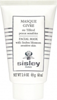 Veido kaukė Sisley Pleť network mask with extracts of lime blossom (Facial Mask With Linded Blossom) 60 ml