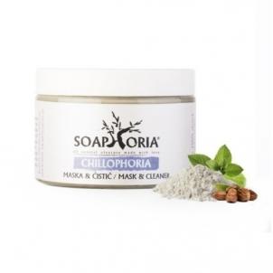 Veido kaukė Soaphoria Natural Chillophoria face mask (Mask & Cleanser) 120 ml