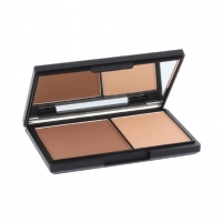 Veido kontūravimo rinkinys Sleek MakeUP Face Contour Kit Pressed Powder & Highlighter Cosmetic 14g Shade 885 Medium Pudra veidui