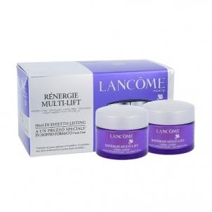 Veido kremai Lancome Renergie Multi Lift Creme Légere Duo Kit Cosmetic 15ml Kremai veidui