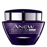 Veido kremas Avon Night cream Anew Platinum 50 ml Krēmi sejai