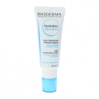 Veido kremas Bioderma Hydrabio Gel-Creme Light Moisturising Care Cosmetic 40ml