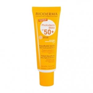 Veido cream Bioderma Photoderm Max Tinted Cream SPF50+ Cosmetic 40ml