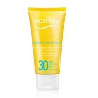 Veido cream Biotherm Moisturizing SPF 30 Créme Solaire Dry Touch (Matte Effect Face Cream) 50 ml