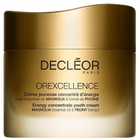 Veido kremas Decléor Concentrated rejuvenating energizing cream Orexcellence ( Energy Concentrate Youth Cream) 50 ml Kremai veidui