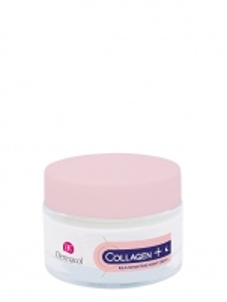 Veido cream Dermacol Intense Rejuvenating Night Cream Collagen Plus (Intensive Rejuven ating Night Cream) 50 ml Creams for face