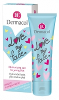 Veido cream Dermacol Light My Face ( Moisturizing Care ) 50 ml Creams for face