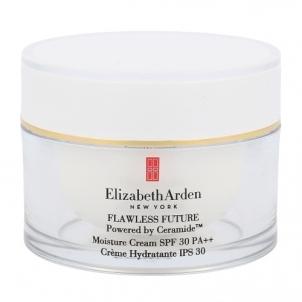 Veido kremas Elizabeth Arden Flawless Future Moisture Cream SPF30 Cosmetic 50ml