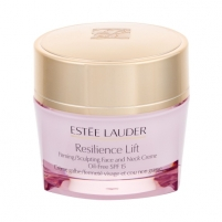 Veido cream Esteé Lauder Resilience Lift Oil-Free SPF15 Face Neck Cream Cosmetic 50ml