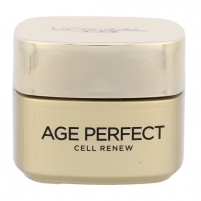 Veido cream L´Oreal Paris Age Perfect Cell Renew Day Cream SPF15 Cosmetic 50ml