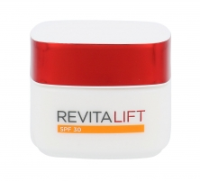 Veido kremas L´Oreal Paris Revitalift Day Cream SPF30 Cosmetic 50ml Krēmi sejai