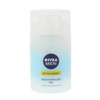 Veido kremas Nivea Men Active Energy Face Gel Cosmetic 50ml Kremai veidui