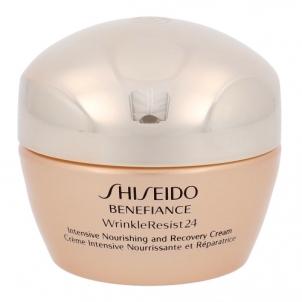Veido kremas Shiseido BENEFIANCE Wrinkle Resist 24 Intensive Cream Cosmetic 50ml