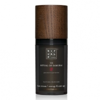 Veido kremas vyrams Rituals The Ritual Of Samurai ( Energy & Anti-Age Face Cream) 50 ml Creams for men