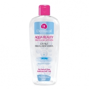 Veido losjonas Dermacol Aqua Beauty Micellar Lotion Cosmetic 400ml