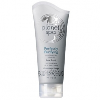 Veido pylingas Avon Planet Spa (Face Scrub Perfectly Purifying with Dead Sea Minerals) 75 ml