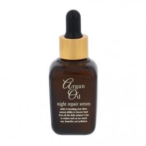 Veido serumas Xpel Argan Oil Night Repair Serum Cosmetic 30ml Kaukės ir serumai veidui