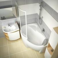Veidrodis M 780 Rosa 780X160X680 mm Bathroom furniture