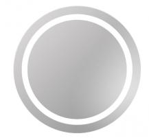 Veidrodis Multi, NATUREL ILUXIT, 70x70 cm, su LED apšvietimu Vonios spintelės