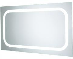 Veidrodis su apšvietimu, 100 x 57,5 cm