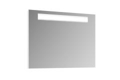 Mirror with lighting Ravak Classic, 600, whites Bathroom cabinets