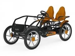 Velomobilis BERG GRAN TOUR OFF-ROAD 2 vietų Automašīnas bērniem