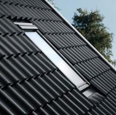 VELUX stogo tarpinė EDJ 2000 UK04 134x98 cm. įgilintam montavimui