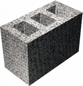 Ventiliaciniai blokeliai (trijų kanalų)  TONA 500x250 mm TONA kaminų sistemos