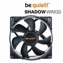 Ventiliatorius be quiet! Shadow Wings SW1 120mm Low-Speed 120x120x25 800rpm 9,8d