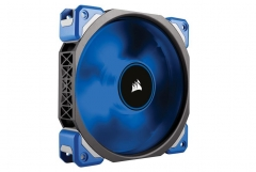 Ventiliatorius Corsair Air Series ML120 Magnetic Levitation Fan, LED blue, 120mm