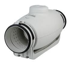Ventiliatorius SILENT TD-250/100 Ventilācijas sistēmas