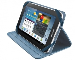Verso Universal Folio Stand for 7-8 tablets - blue