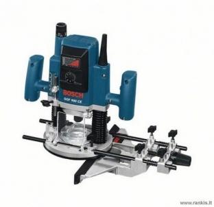 Vertikalaus frezavimo mašina Bosch GOF 900 CE Professional