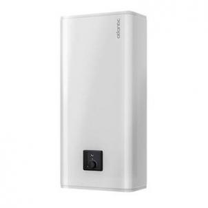 Vertikalus elektrinis plokšč. vandens šildytuvas FLAT OPro+ 80