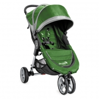 Vežimėlis Baby Jogger City Mini - Evergreen Carts for the kids and their accessories
