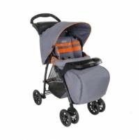Vežimėlis Mirage+ dėklas tėvams (Neon Grey) Vežimėliai vaikams ir jų priedai