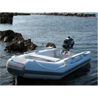 Valtis Viamare 250 T, PVC Inflatable Boat, 2+1 asmuo(-enys) Valtys